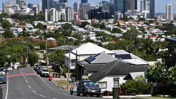 Brisbane real estate.