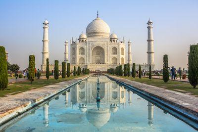 <strong>6. Taj Mahal– Agra, India</strong>