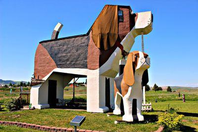 <strong>Dog Bark Park Inn, Idaho</strong>