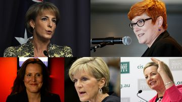 Women in cabinet doubled and female Minister for Women appointed under Turnbull reshuffle