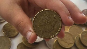 A Melbourne mum has discovered a rare mule coin worth up to $3000.