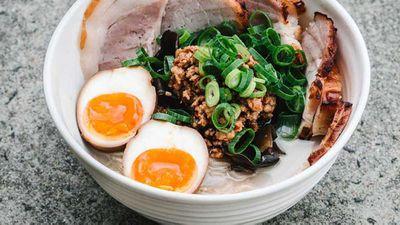 "Want to know what makes the best ramen? <strong>Ramen Wars: <a href=""http://kitchen.nine.com.au/2016/06/16/13/06/160616-ramen-wars"" target=""_top"" draggable=""false"">Australian chefs weigh in on what makes a good ramen</a></strong>"