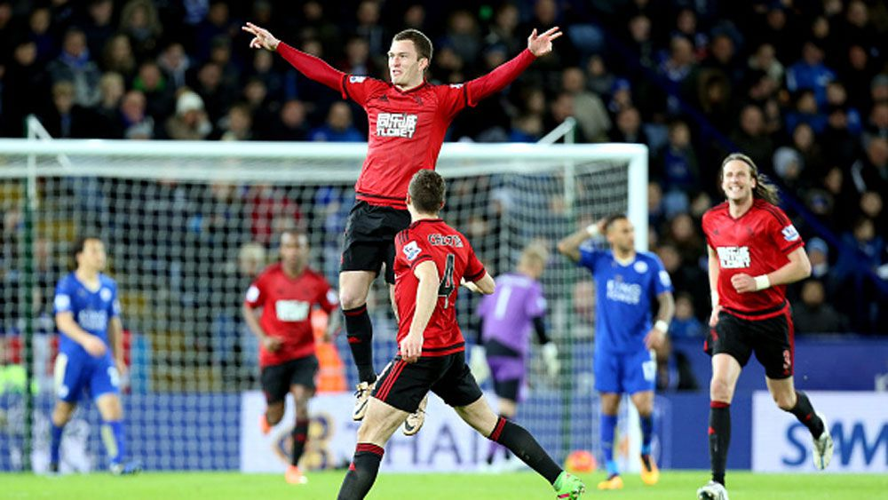 Leicester's title charge stymied by WBA