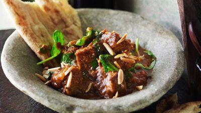 "<a href=""http://kitchen.nine.com.au/2016/05/16/10/20/afghani-lamb-and-spinach-curry"" target=""_top"">Afghani lamb and spinach curry</a> recipe"
