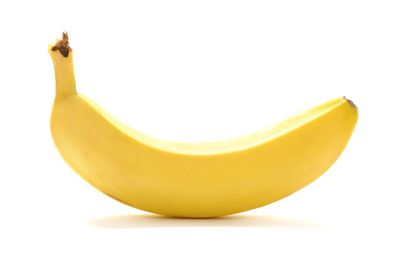 1 medium banana is 100 calories