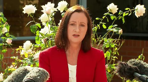 Queensland Health Minister Yvette D'Ath announced the hubs were being setup with the goal to have the state's aged care workforce fully vaccinated in three weeks.