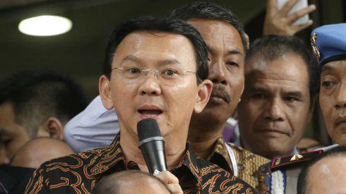 Jakarta governor a blasphemy suspect