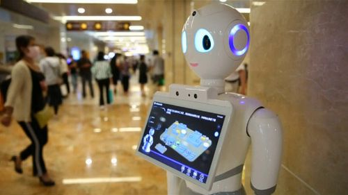 A Chinese robot has become the world's first machine to pass a written medical exam. (9NEWS)