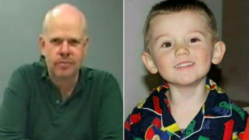 Person of interest in William Tyrrell's disappearance Robert Donohoe.