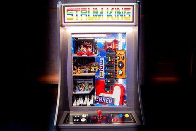 80s Arcade challenge