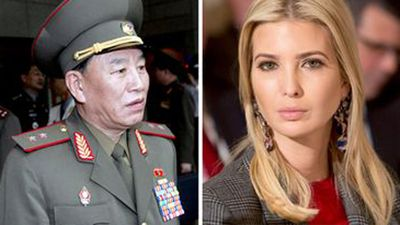 Blacklisted North Korean to attend closing ceremony alongside Ivanka