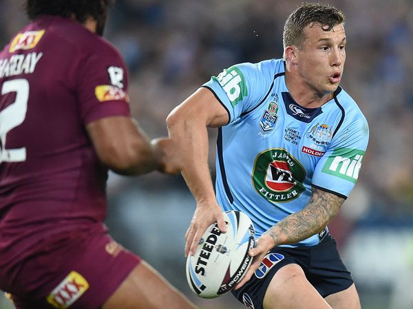 NRL star Hodkinson 'in talks to join Newcastle'