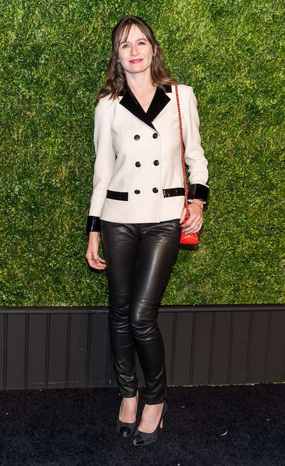 Actress Emily Mortimer