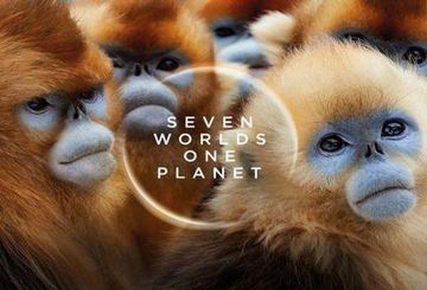 Attenborough's Seven Worlds, One Planet
