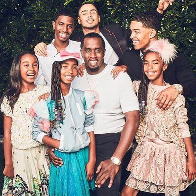Diddy: 6 kids