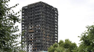 Flammable cladding in hospitals to be replaced