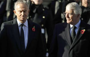Former UK leaders John Major and Tony Blair unite to slam Boris Johnson on Brexit plan