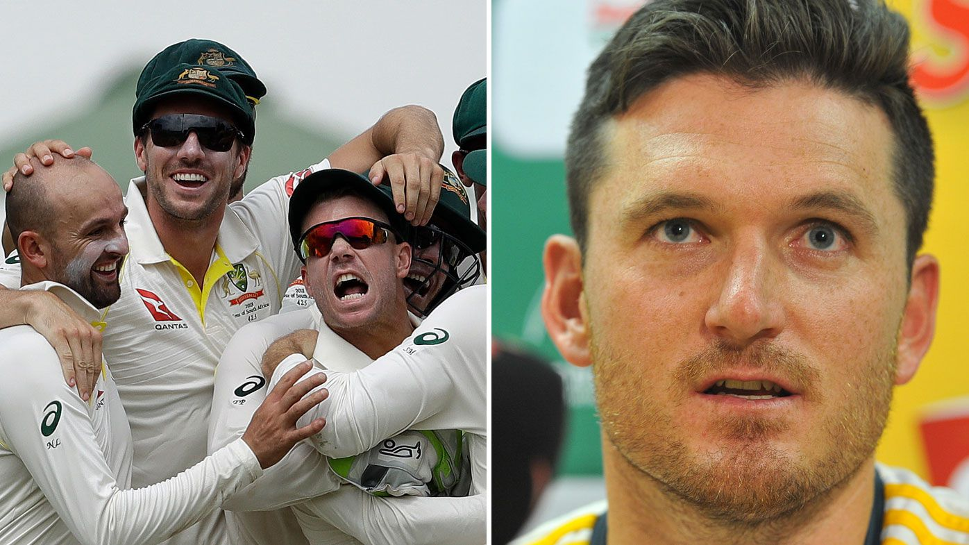 Ex-skipper Graeme Smith labels David Warner a fool