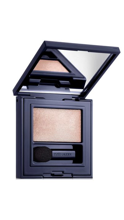 "<a href=""http://shop.davidjones.com.au/djs/ProductDisplay?catalogId=10051&amp;productId=7299008&amp;langId=-1&amp;storeId=10051"" target=""_blank"">Pure Color Envy Defining Eyeshadow Wet/Dry in Pink Satin,$45, Estee Lauder.</a>"