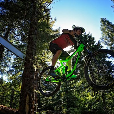 Get on your bikes at Queenstown