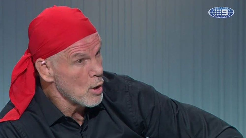 Sports Sunday panelist Peter FitzSimons argues that if some role models are drug tested, so should the Prime Minister