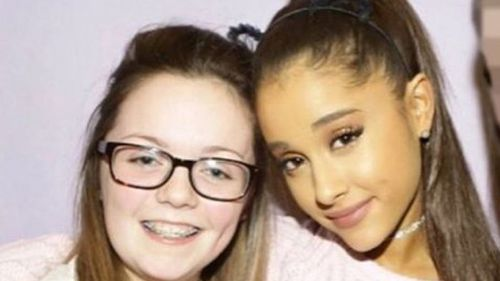 Georgina Callander posted a photo she took with Ariana Grande on social media the day before the attack.