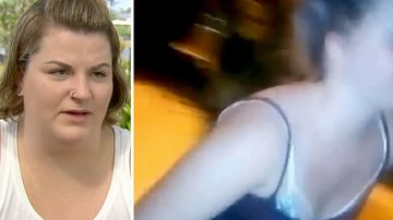 Mum sent frightening video of missing teen being attacked