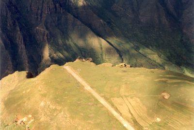 <strong>Lesotho: Matekane Air Strip&nbsp;</strong>