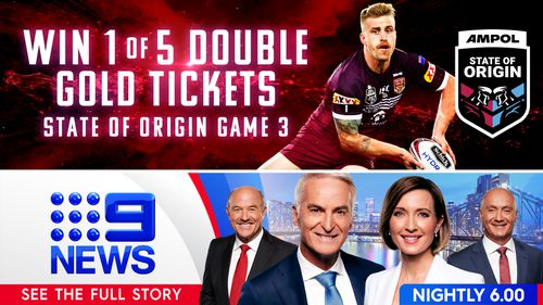 Win tickets to State of Origin game 3