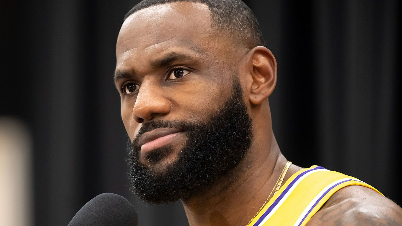 'That's not my job': LeBron James not prepared to be vaccination advocate