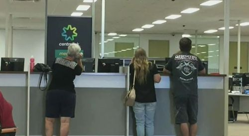 It is believed 20,000 dole recipients are applying for jobs they aren't qualified for. Image: 9News