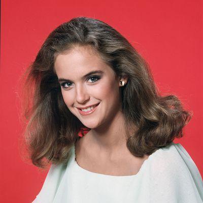 Kelly Preston: 1982