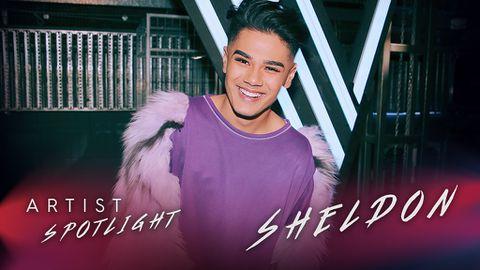 Artist Spotlight - Sheldon