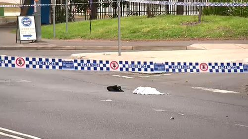 A 20-year-old woman died after being hit by a car in Waterloo.
