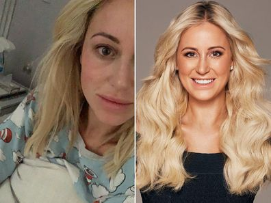 Roxy Jacenko's morning routine