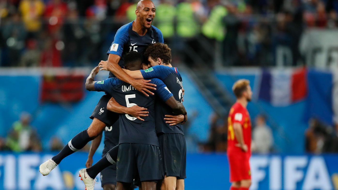 World Cup: France edge out Belgium in enthralling semi to book spot in 2018 final