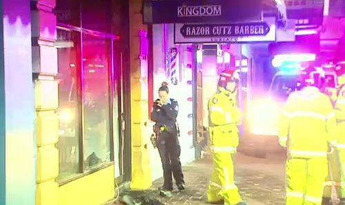Store targeted in suspected arson attack for the second time