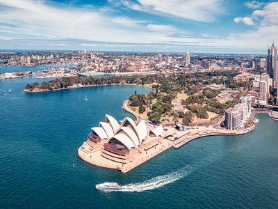 #4 Sydney Opera House