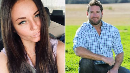 Natalie Cepeniuk is a former girlfriend of Farmer Wants a Wife constestant Lachlan McAleer.
