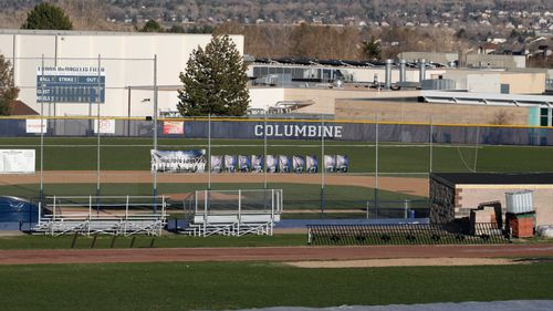 School Administrators Considering Tearing Down Columbine High School