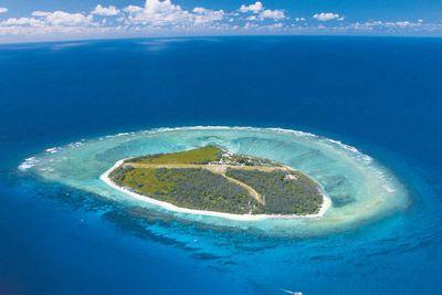 <strong>Lady Elliot Island, Bundaberg</strong>