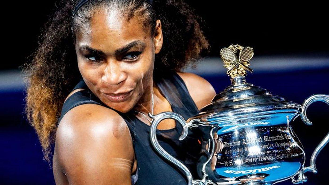 Tennis: Serena Williams hints at Australian Open return
