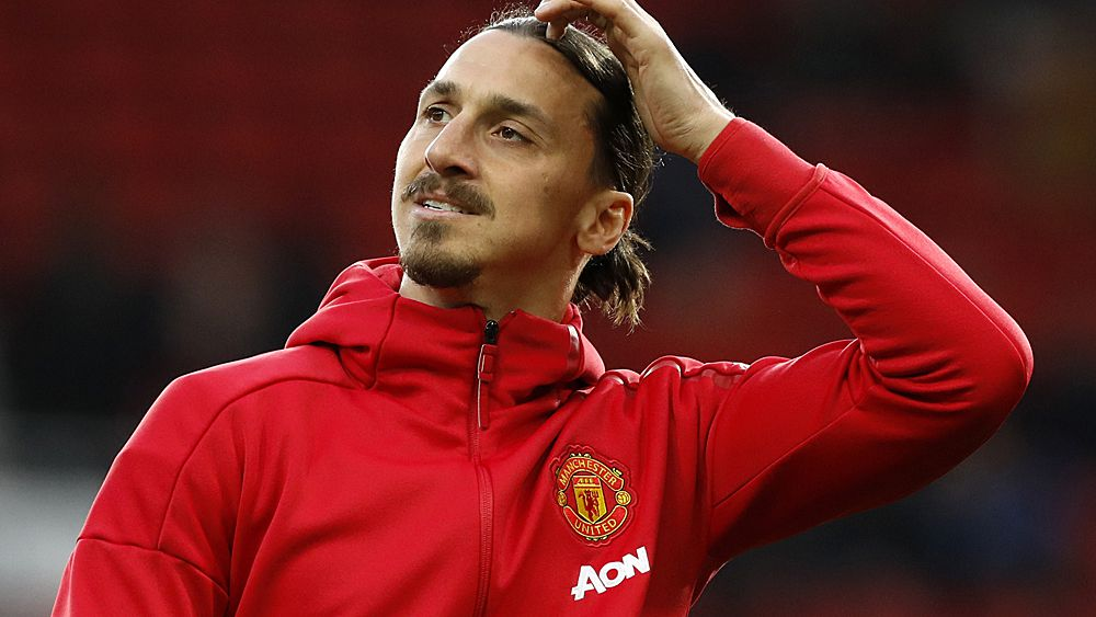 Football: Manchester United star Zlatan Ibrahimovic back by end of year says Jose Mourinho