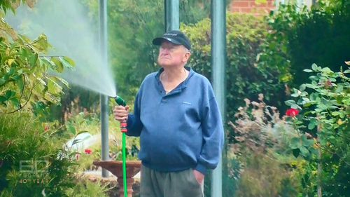 William Thomas Wright, 81, was today charged with 11 counts of indecent assault on a male and four counts of buggery. Picture: 60 Minutes