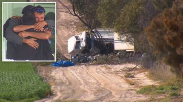Truck driver charged over 'catastrophic' crash into family car