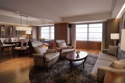 <strong>Luxury Business Hotel: Grand InterContinental, Seoul Parnas</strong>