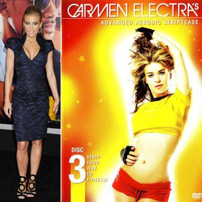 Now: Carmen Electra