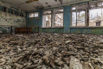 <strong>Pripyat, Ukraine</strong>