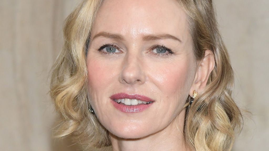 Naomi Watts ditches luxury beauty products