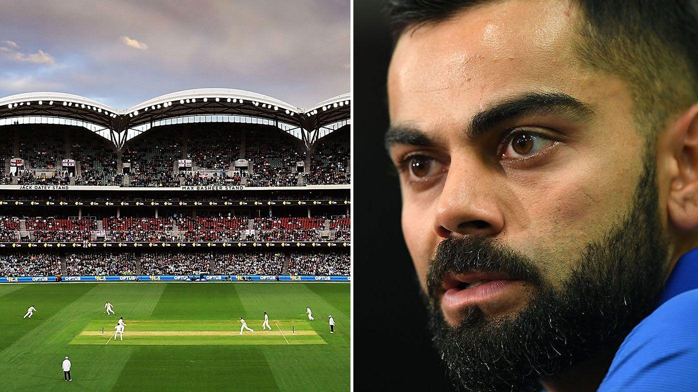 Adelaide Oval, Virat Kohli
